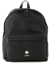 Versace Backpack For Men On Sale - Black