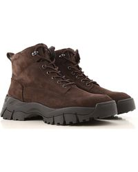 Tod's Boots For Men - Brown