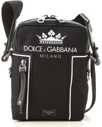 Lyst - Dolce   Gabbana Bags For Men in Blue for Men 9d2f2f8c5a