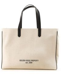 Golden Goose Deluxe Brand Bolso Tote Bag - Neutro