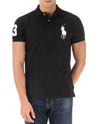 Ralph Lauren Polo Uomo In Outlet