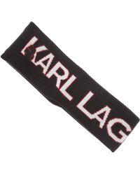 Karl Lagerfeld Womens Accessories - Black