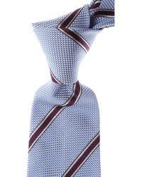 Ermenegildo Zegna Corbatas Baratos en Rebajas - Azul