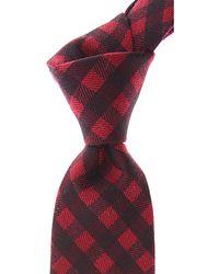 Fefe Cravates Pas cher en Soldes - Rouge