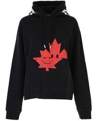DSquared² Sweatshirt for Women - Noir