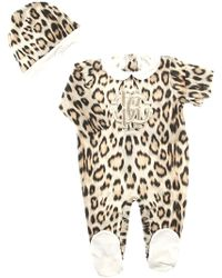Roberto Cavalli - Baby Sets For Girls - Lyst