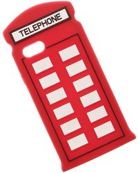 Lulu Guinness Iphone Cases - Red