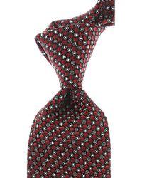 Ermenegildo Zegna Krawatten Günstig im Sale - Mehrfarbig