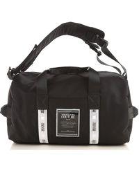 Versace Jeans Reisetasche für Herren Günstig im Sale - Schwarz