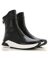 Balmain Botas de Hombre - Negro
