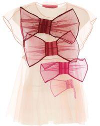 Viktor & Rolf T-shirt For Women - Pink
