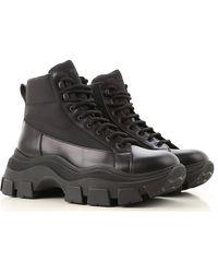 diseño de calidad 99d6f 9e264 Botas de Hombre - Negro