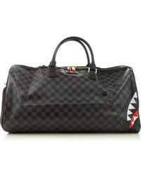 Sprayground Weekender Duffel Bag For Men - Black