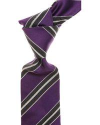 Roda Cravates Pas cher en Soldes - Violet