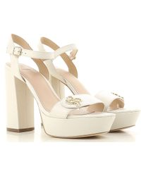 Guess - Sandals For Women On Sale - Lyst