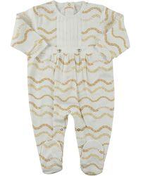 Versace - Baby Bodysuits & Onesies For Girls - Lyst