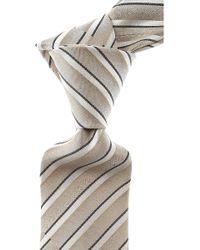 Fendi Cravates Pas cher en Soldes - Neutre