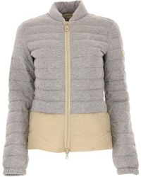 Peuterey Clothing For Women - Grey