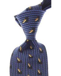 Balmain Ties - Blue
