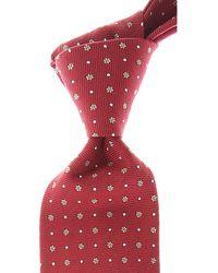 Roda Ties - Red