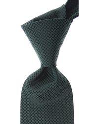 Isaia Cravates Pas cher en Soldes - Vert