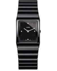 Rado Uhr für Damen - Schwarz
