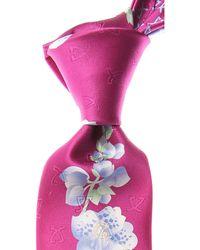 Leonard Krawatten Günstig im Sale - Pink