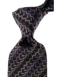 Missoni Cravates Pas cher en Soldes - Marron