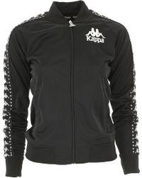 Kappa - Sweatshirt For Women On Sale - Lyst