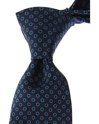 Kiton Krawatten Günstig im Sale - Blau