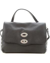 Zanellato Shoulder Bag For Women - Black