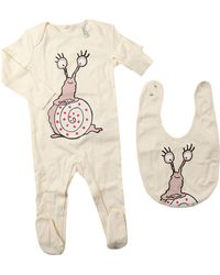 Stella McCartney Baby Sets For Girls On Sale - Natural