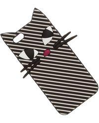 Lulu Guinness IPhone 6 • 6S - Negro