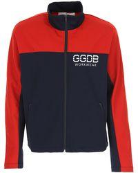 Golden Goose Deluxe Brand Sudadera de Hombre Baratos en Rebajas Outlet - Azul