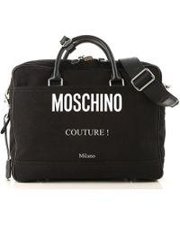 Moschino - Handbags - Lyst