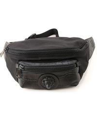 Versace Reisetasche für Herren Günstig im Outlet Sale - Schwarz