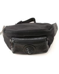 Versace Reisetasche für Herren Günstig im Sale - Schwarz