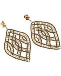 Ziio Jewellery - Earrings For Women On Sale - Lyst