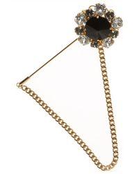 Dolce & Gabbana Broche y Alfiler para Mujer Baratos en Rebajas Outlet - Metálico