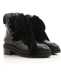 Kat Maconie | Women's Black Leather Ankle Boots | Lyst