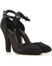Dolce & Gabbana Pumps & High Heels For Women - Black