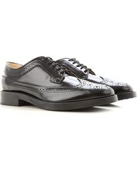 Tod's Womens Shoes - Black