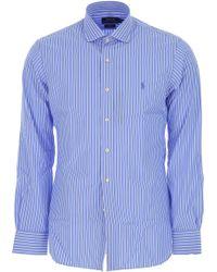 Ralph Lauren Hemde für Herren - Blau