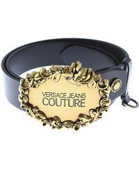Versace Jeans Couture Mens Belts - Black