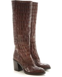Strategia Boots For Women - Brown