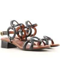 See By Chloé Sandals For Women - Black