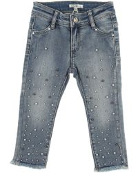 Twin Set - Baby Jeans For Girls - Lyst