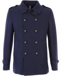 Siviglia - Men\'s Coat On Sale - Lyst