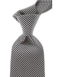Balmain Krawatten Günstig im Sale - Schwarz