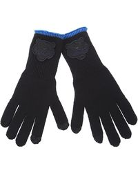 KENZO Gloves For Women On Sale - Black